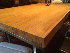 Bowling Alley Lane Table