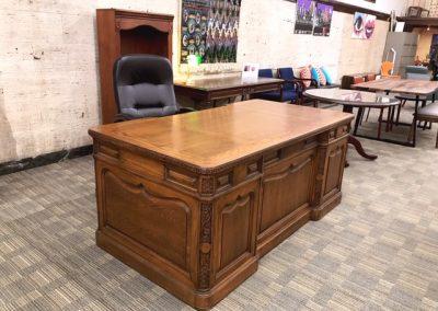 01. Vintage Romweber Desk