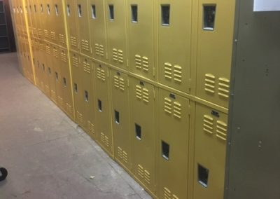 03. Banks of Lockers