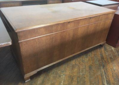 05. Hoosier Traditional Executive Desk