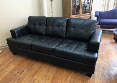 Black Sofa - $499