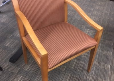 05. Wood-Framed Guest Chairs (Many Available)