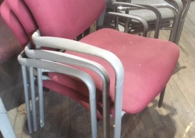 25. Used Guest Chairs